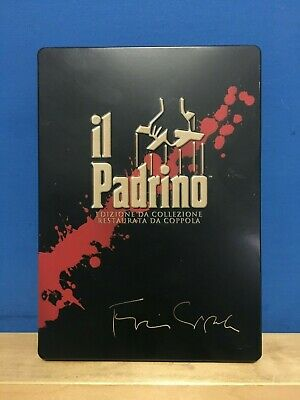 Il Padrino - The Coppola Restoration - Limited Edition - Steelbook - 5 DVD