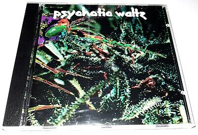 CD - PSYCHOTIC WALTZ - Mosquito (1994) - IRS 1st Press - Prog M. - GUT-SEHR GUT!