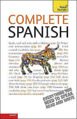Complete Spanish (Learn Spanish with Teach Yourself) by Juan Kattan-Ibarra...