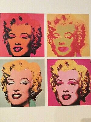 Andy Warhol Foundation Ltd.Edition Offset Lithographie  Marilyn 1967