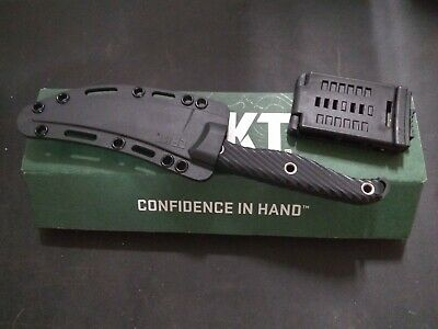 "CRKT 2709 Clever Girl 4.6"" Sk5 Blade Fixed Blade Tactical Knife NEW (TA)"