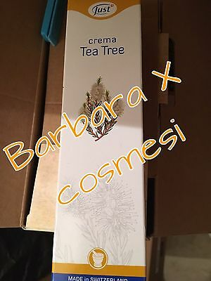 Crema Tea Tree Just nuovo 100 ml
