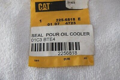 Caterpillar Seal Oil Cooler Gasket 2256818 New