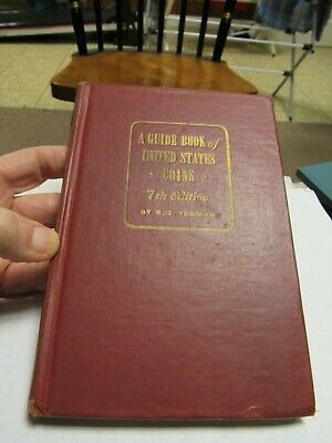 Red Book of United States Coins, 1954-1955, 7th Edition, SS Yeoman