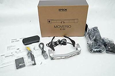 EPSON MOVERIO Smart Glass Organic EL Panel High Definition BT-350 300