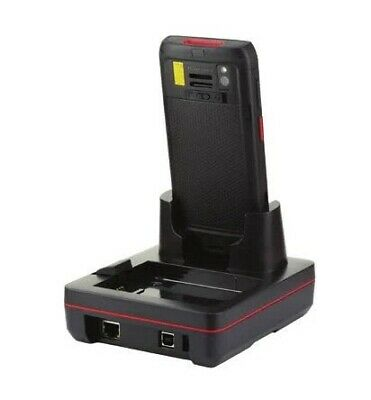 Honeywell Ct40-eb-0 Ct40 Ethernet Charge Base Includes Power Supply, No Power...