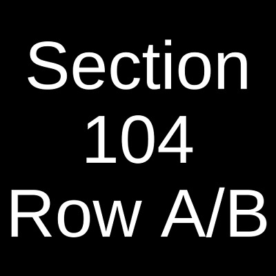 2 Tickets Justin Moore 4/4/20 Laughlin, NV