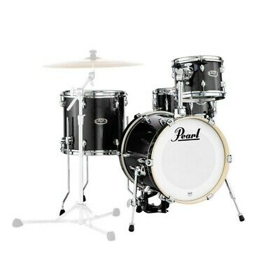 Batteria Acustica Pearl Midtown Black Gold Sparkle