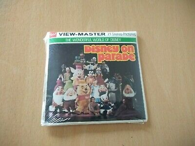 GAF View-Master Pictures Disney On Parade - Sealed