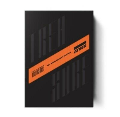 ATEEZ[TREASURE EP.FIN:All To Action] LIMITED SEALED ALBUM -CD+BOOK+3CARD+STICKER