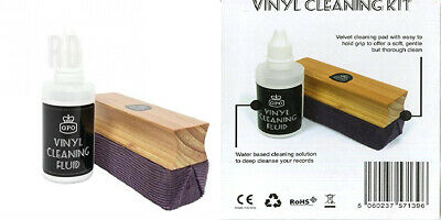 GPO Vinyl Record Player Cleaning Kit