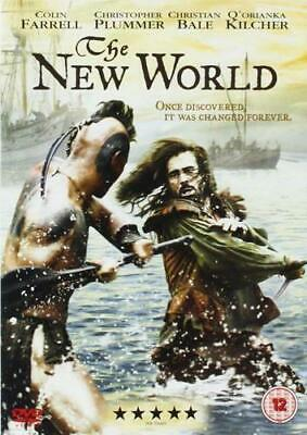 The New World Dvd Colin Farrell Brand New & Factory Sealed
