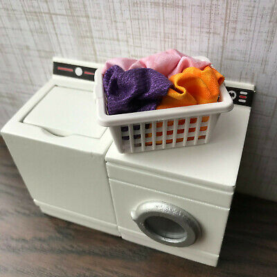 Dollhouse Miniature Laundry Dryer Sheet Box 1:12 Inch Scale Dollys Gallery H33
