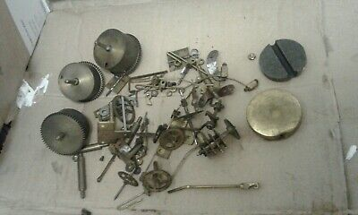 vintage mantel  clock parts or spares