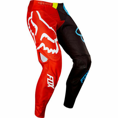 Fox 360 Creo Pants Red   LIMITED SIZES!!   *FAST SHIPPING!!*