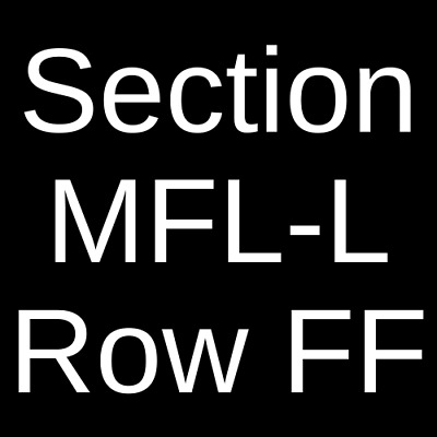 2 Tickets The Play That Goes Wrong  2/28/20 Indianapolis, IN