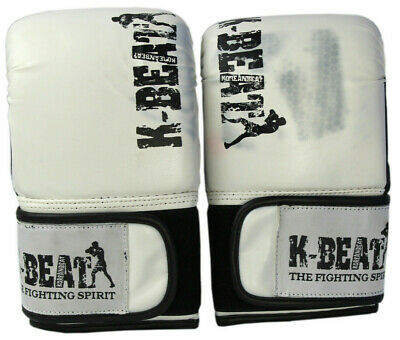 Boxing Gloves Sparring Grappling MMA Muay Thai Punching Bag Martial Arts Mitts