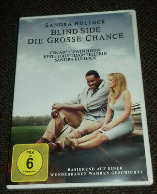 DVD, Blind Side, Die grosse Chance, mit Sandra Bullock