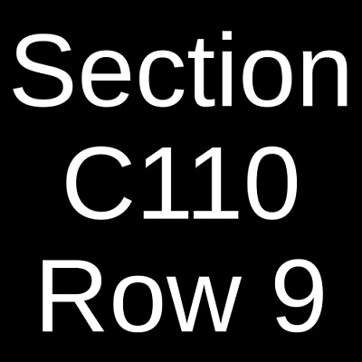 2 Tickets Tim McGraw & Luke Combs 9/4/20 SoFi Stadium Inglewood, CA