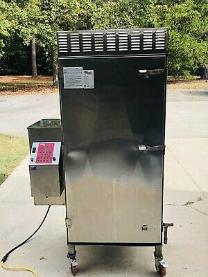 Commercial Smoker Cookshack FEC 240 Pellet Grill Great Condition! $10,950 MRSP