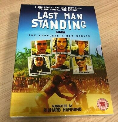 BOXSET - Last Man Standing - The Complete First Series (DVD 3-disc Set)