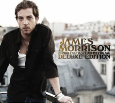 James Morrison-Songs for You, Truths for Me (UK IMPORT) CD NEW