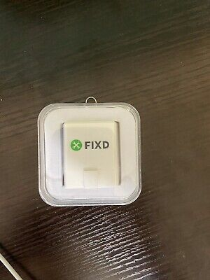 FIXD OBD-II 2nd Generation Active Car Health Monitor