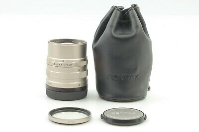 [MINT] Contax Carl Zeiss Sonnar T* 90mm f/2.8 for Contax G1 G2 from JAPAN