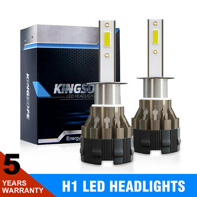 H1 H4 H7 H11 HB3 9005 LED Headlight Bulbs Kit 9600LM 110W CREE Hi/Lo Beam 6000K