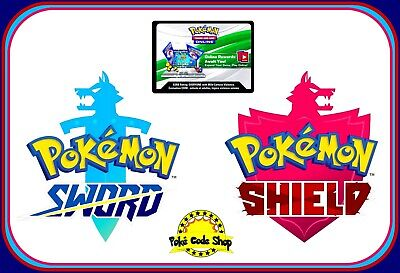25x SWORD & SHIELD ~ Pokemon Online Booster Code Cards Email Codes FAST DELIVERY