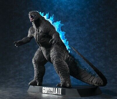 GODZILLA II - KING OF THE MONSTERS Ultimate Article Monsters Statua by MEGAHOUSE