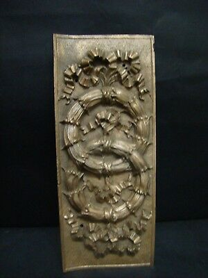 Antique Frieze Louis XVI with Decoration