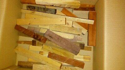 Large selection of wood pen blanks arts crafts 30 plus free postage