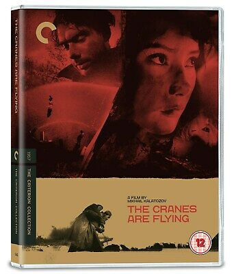 The Cranes Are Flying - The Criterion Collection (Restored) [Blu-ray]