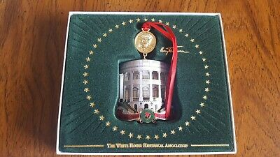 The White House Historical Association Christmas Ornament 2018