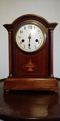 HAC Edwardian Mantle Striking Clock