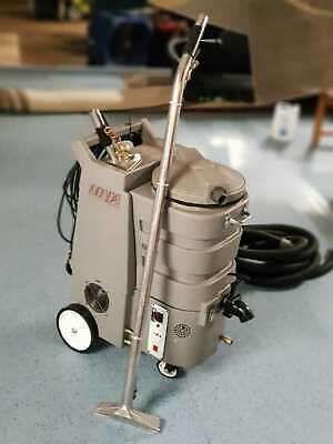 Ashbys Ninja Carpet Cleaning Machine 250 Psi In Tank Heater Hose Wand