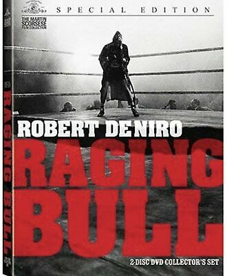 Raging Bull Special Collector's Edition 2 Disc DVD Set SEALED
