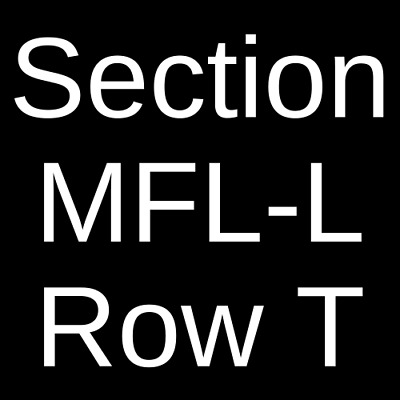 3 Tickets The Play That Goes Wrong  2/29/20 Indianapolis, IN