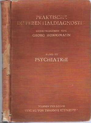 Erich Stern Hermann Haymann / Differentialdiagnostik in der Psychiatrie