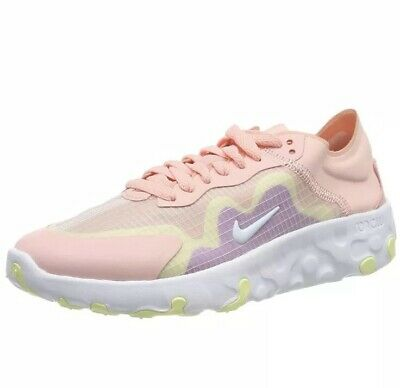 NIKE SNEAKER WMNS Renew Lucent Coral Purple Yellow EUR