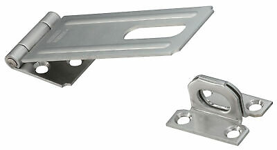 National Hardware N348-268 4-1/2 Stainless Steel Safety Hasp