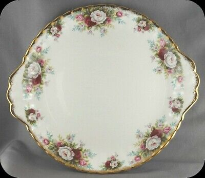 Royal Albert Celebration Cake Plate