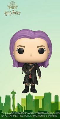 Funko Pop! ECCC 2020 Harry Potter Tonks Hot Topic Shared Exclusive Pre-Order