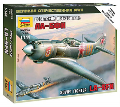 Zvezda - La - 5 Soviet Fighter 1:144 NEW