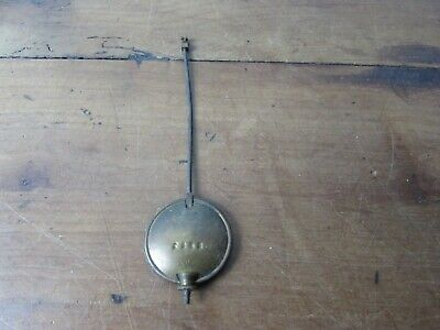 Antique Handl of Pendulum Clock in Brass