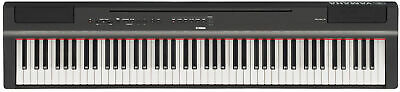 YAMAHA P125B Piano Digital