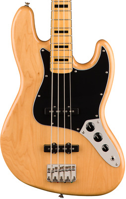 Fender Bajo Eléctrico Squier Classic Vibe 70s Jazz Bass MN Natural