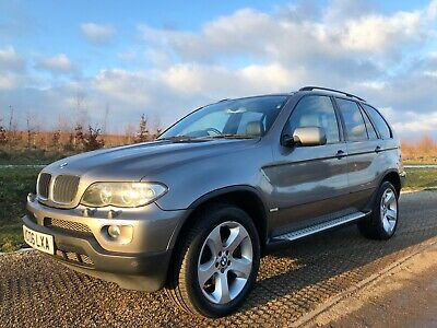BMW X5 Rare 2006 3.0 Petrol - Fully Loaded - Perfect Colour Combination!