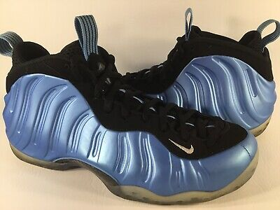 shop best sellers best sale promo code NIKE AIR FOAMPOSITE One University Blue Black 314996-402 Penny ...